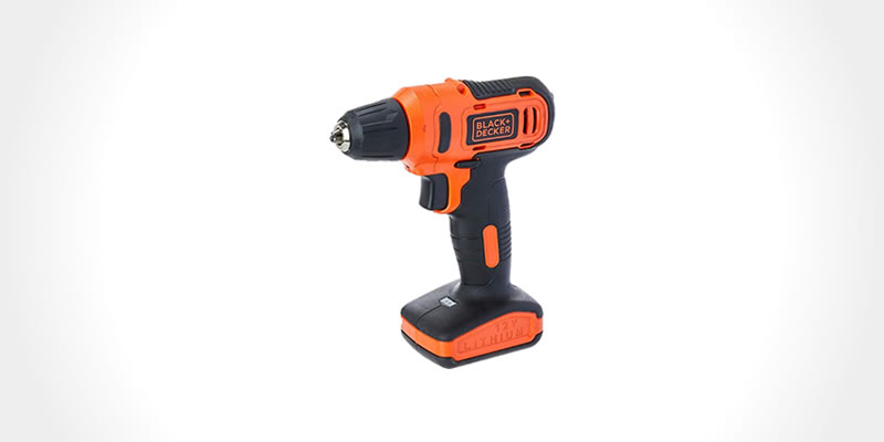 Black+Decker LD12S