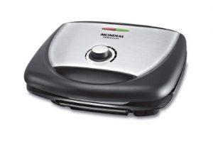Grill Super Premium Inox G-09 Mondial em Promoção