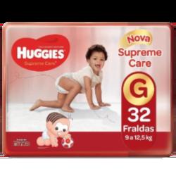 Huggies Turma da Mônica Supreme Care