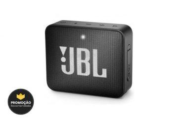 Promoção da JBL Go 2