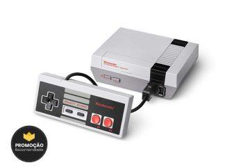 Promoção NES Classic Edition