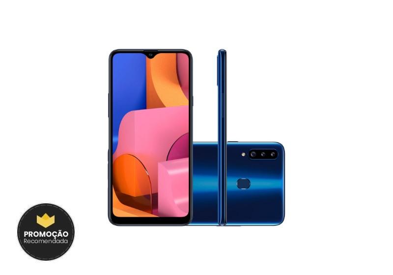 Samsung Galaxy A20s em Promoção
