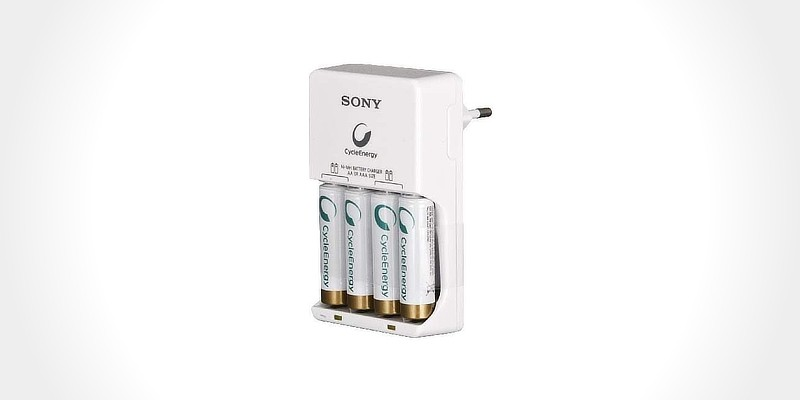 Sony CycleEnergy BCG-34HH